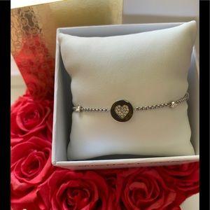 Michael Kors Pave Slider Bracelet NIB Retail $85